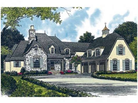 french chateau house plans french chateau dream home ideas pinterest