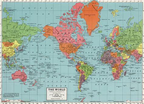 map world high resolution world map printable digital vintage world map