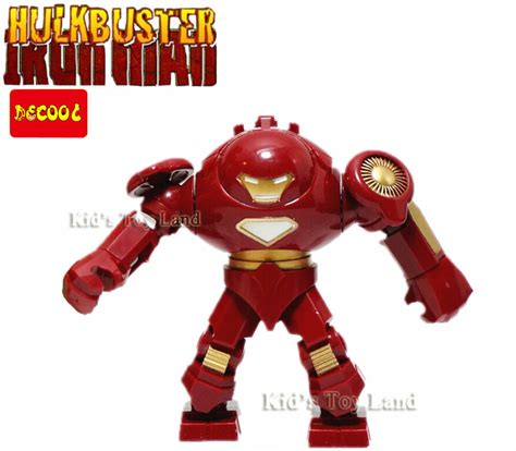 Decool Heroes Iron lego hulkbuster decool www pixshark images galleries with a bite
