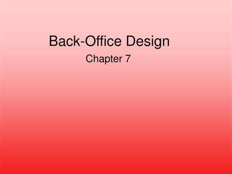 layout of back office ppt back office design powerpoint presentation id 88405