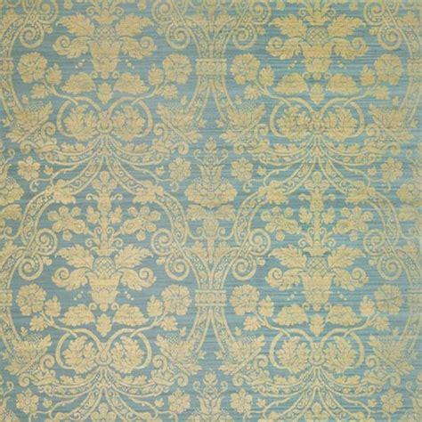 metallic blue wallpaper uk thibaut curtis silk damask blue on metallic gold t1006