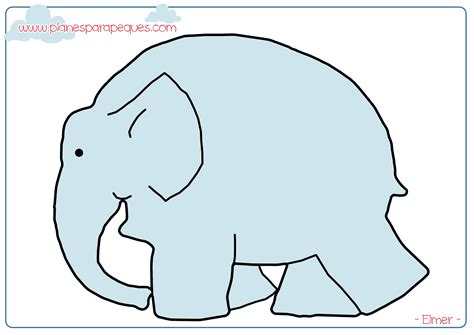 imagenes de pacchwork para imprimir planes para peques com manualidad elmer elefante patchwork
