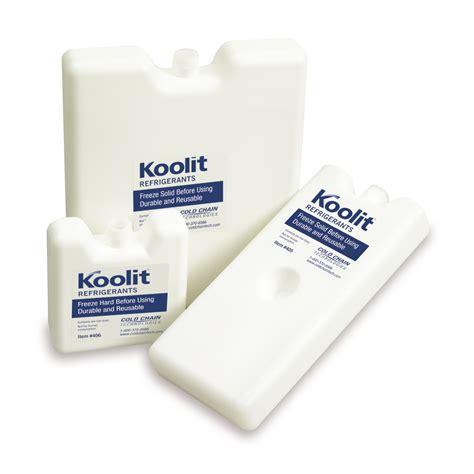 Gabag Gel koolit 174 and kooltemp 174 disposal cold chain technologies