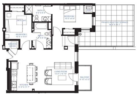 740 Park Avenue Floor Plans by Two Bedroom Apartment Minneapolis