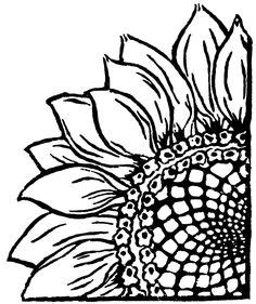 printable stencil letters large sunflowers stencil designs and signs 1546