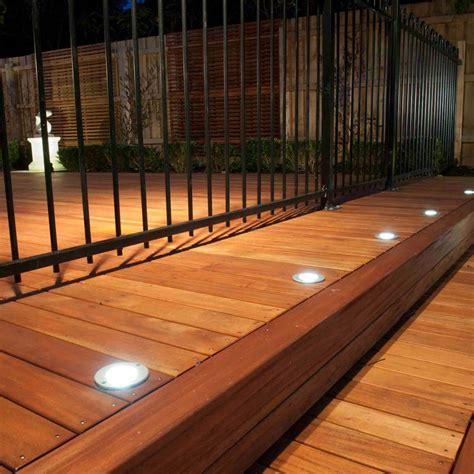 ideas  lighting   deck  family handyman