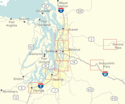wsdot traffic map wsdot traffic map map2
