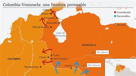 imagenes de colombia y venezuela unidas la cidh visita la frontera entre colombia y venezuela en