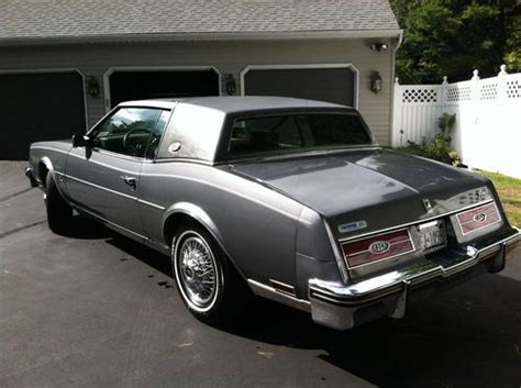 how to sell used cars 1985 buick riviera spare parts catalogs purchase used 1985 buick riviera in saratoga springs new york united states for us 6 500 00