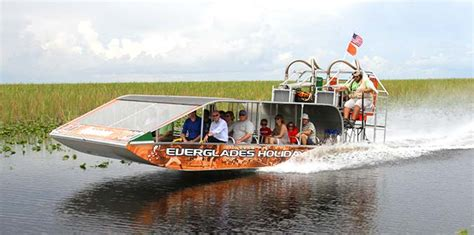 how does a fan boat work what is an airboat ride and how does it work