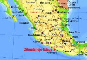 Ixtapa Mexico Map by Escorts In Ixtapa Guerrero Mexico