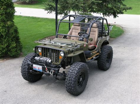 willys jeep offroad willys jeep flatfender build up pages the mad brit s