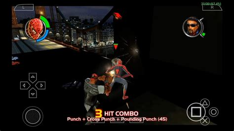 emuparadise cso ppsspp image gallery spider man 2 psp