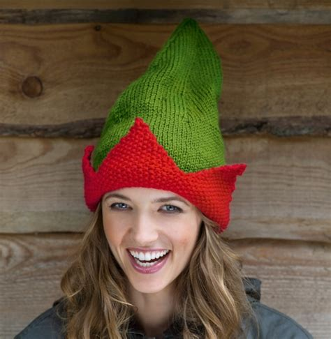 knitting pattern elf hat the 52 best images about knitting halloween on pinterest