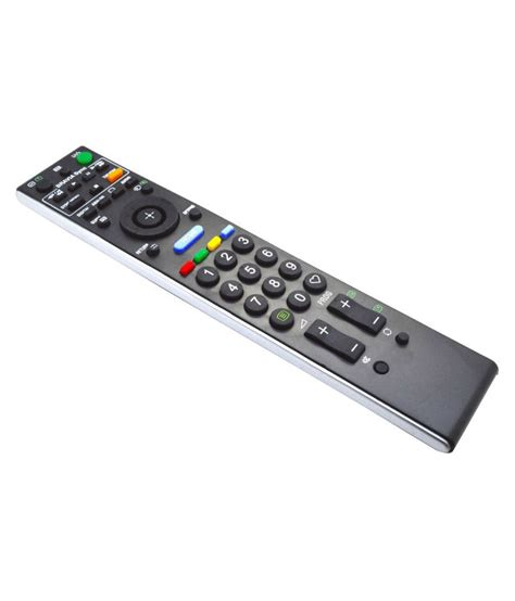 Remote Tv Sony Lcd Led Bravia buy sony tv remote quot compatible with quot sony bravia led tv at best price in india snapdeal