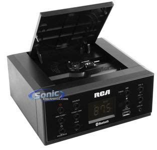 rca rs2928b bluetooth cd player boombox component shelf
