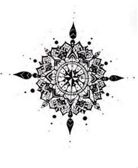 compass tattoo meaning yahoo mandala rose des vents compass mandala lafrenchsarah