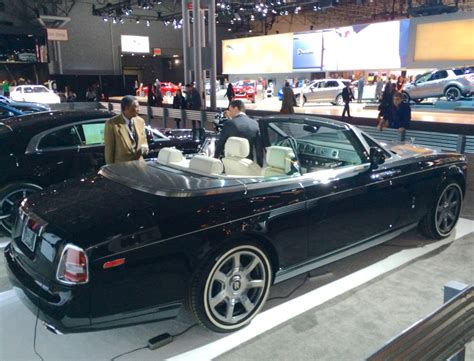 rolls royce classic 2016 2016 rolls royce phantom drophead coupe at the 2016 new