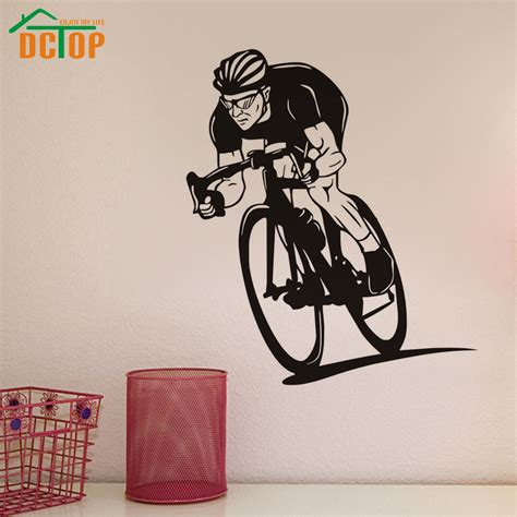bicycle wall stickers popular bicycle wall decal buy cheap bicycle wall decal