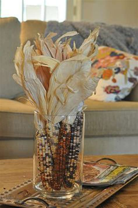 diy decorations yt diy ideas for indian corn to decorate your house this fall pioneer settler