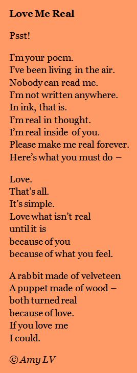 the poem farm poetry friday 149 love me real