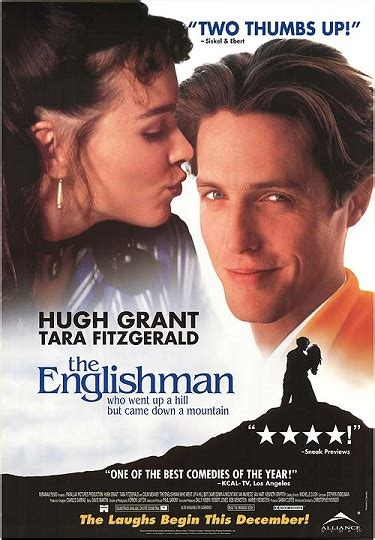 Hugh Grant Is An Angry Englishman by Don T Be A Menace To South Central While Your
