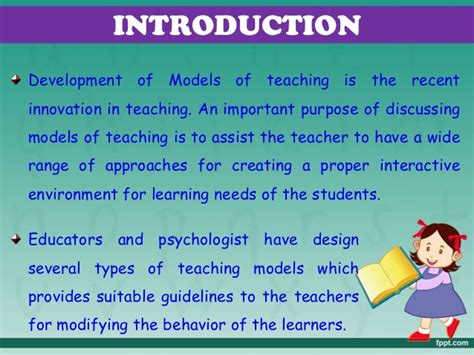 introduction to learning and behavior psy 361 learning models of teaching smitarani behera
