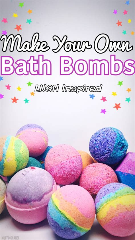 how to make diy lush bath bombs without citric acid make your own bath bombs lush inspired bigdiyideas