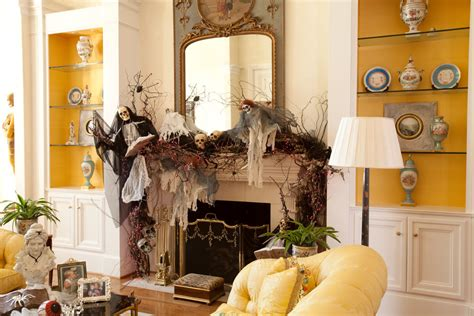 spooky home decor halloween home tour how to decorate your spooky home