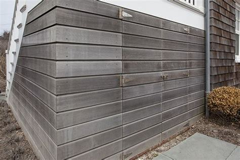 island exterior siding stain 21 best images about modern wood siding on