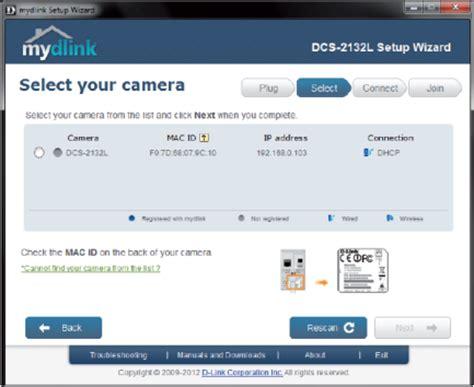 configure d link dcs 2132l to upload image snapshots