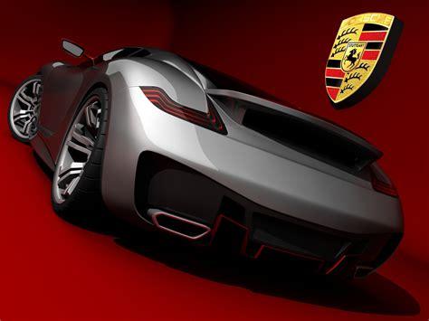 porsche supercar concept image gallery super cars 2019