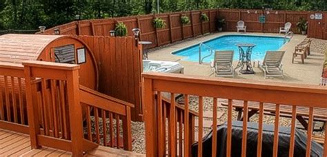 Hocking Cabins With Indoor Pool by Hocking Cabins Places To Stay In Hocking County