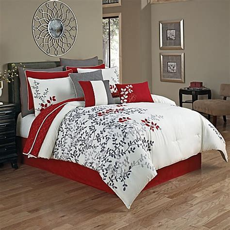 bed bath and beyond king comforter sets buy portola 12 piece california king comforter set from