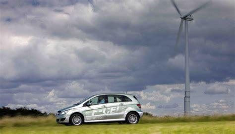 mercedes ford and nissan join forces on hydrogen fuel