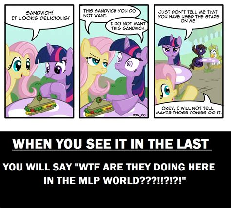 Mlp Funny Memes - mlp question my little pony friendship is magic know your meme