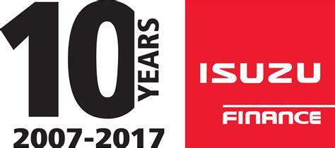 10 year anniversary isuzu finance of america celebrates its 10 year anniversary