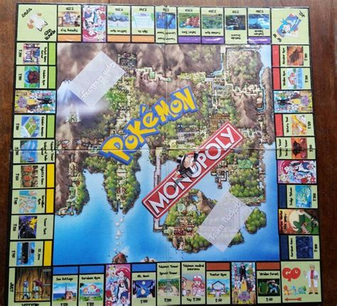 home design board games my homemade pok 233 mon monopoly board pok 233 mon amino