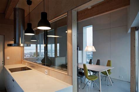 Interior Fixtures Geometric House With Creative Interior Fixtures
