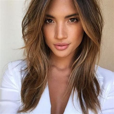 caramel brown bobs for round faces 28 soft and girlish caramel hair ideas styleoholic