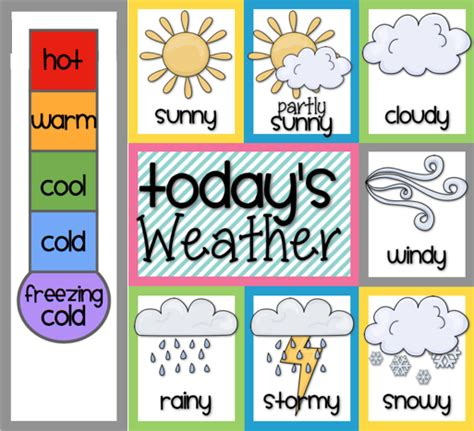 printable climate graphs bits of first grade freebie 4 weather homeschool