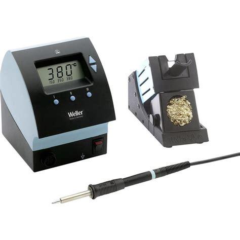 station de soudage weller 1059 soldering station digital 80 w weller professional wd 1000
