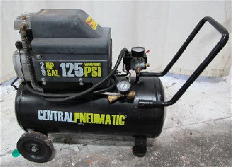 portable air compressor manual   owners manual