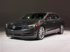 Buick Lecross New 2017 Buick Lacrosse Price Photos Reviews Safety