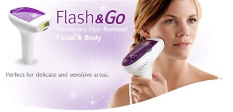 silk n flash and go home laser hair removal system just in