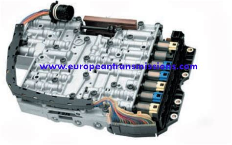 land rover transmission valve control module body assy lr3 range sport thc500012 oem miami zf 6hp28 jaguar mechatronic