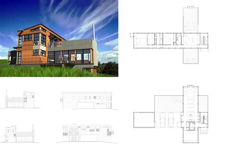 dwell home plans dwell small house plans escortsea