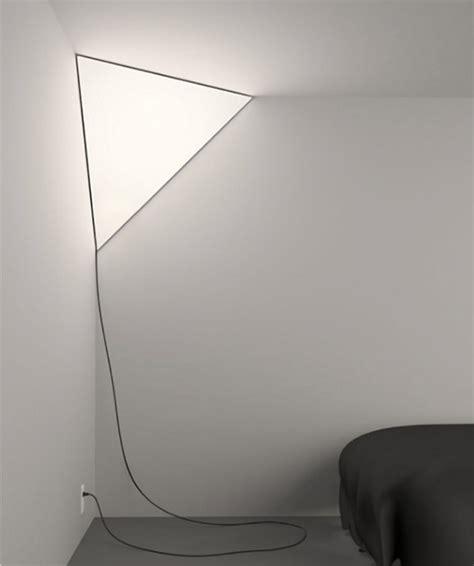 Corner Light Fixture 3rings Trending Triangles Lighting Trend