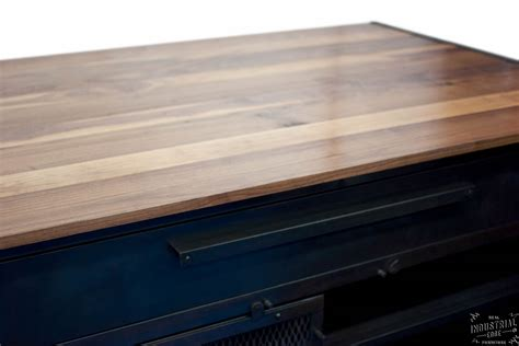handmade reclaimed wood industrial kitchen island table industrial kitchen island reclaimed wood steel real