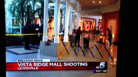 layout of vista ridge mall texas mall shooting vista ridge mall youtube